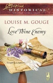Love Thine Enemy Cover