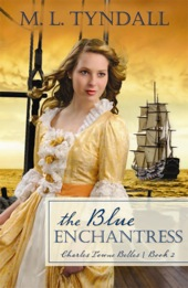 The Blue Enchantress Cover