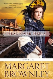 MargaretBrownley_HeadOverHeels2000