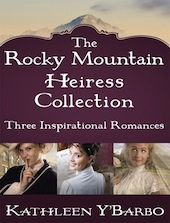 Rocky Mountain Heiress cover